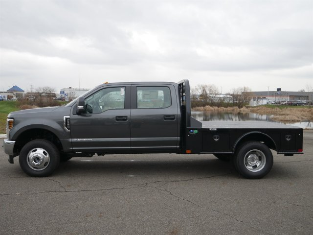 2019 F-350 Crew Cab DRW 4x4,  CM Truck Beds Platform Body #FTK1507 - photo 6