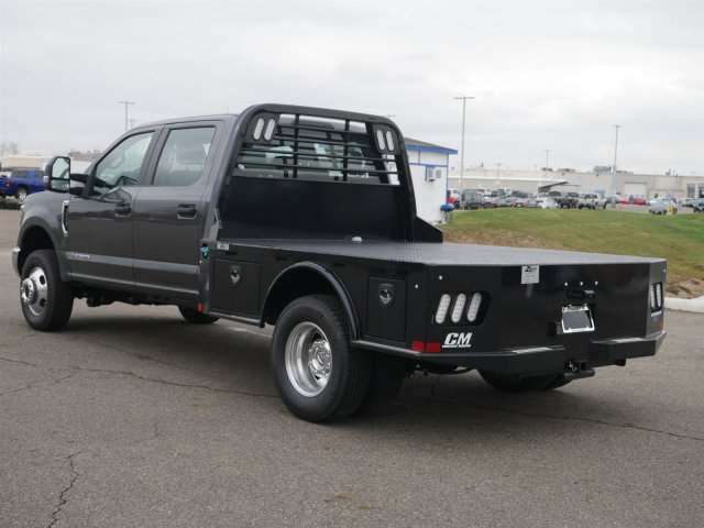 2019 F-350 Crew Cab DRW 4x4,  CM Truck Beds Platform Body #FTK1507 - photo 2