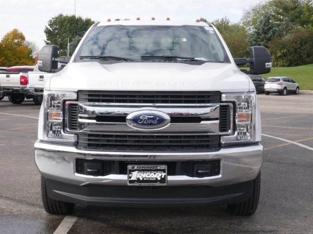 2019 F-350 Crew Cab DRW 4x4,  CM Truck Beds Platform Body #FTK1589 - photo 5