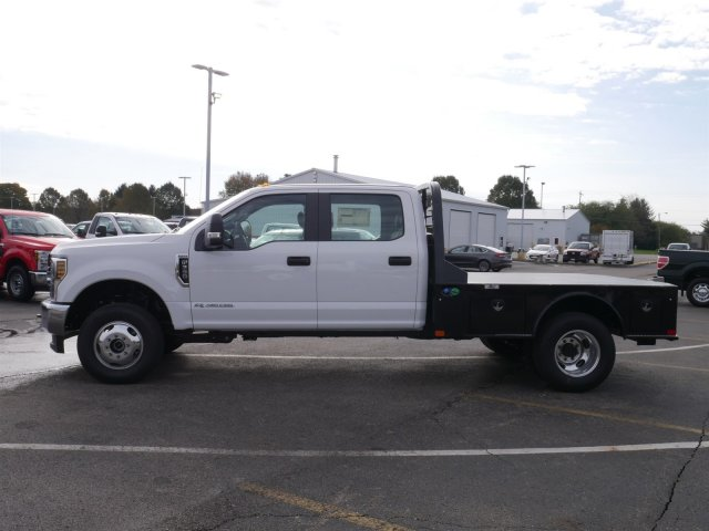 2019 F-350 Crew Cab DRW 4x4,  CM Truck Beds Platform Body #FTK1589 - photo 6