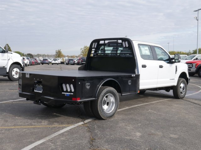 2019 F-350 Crew Cab DRW 4x4,  CM Truck Beds Platform Body #FTK1589 - photo 8