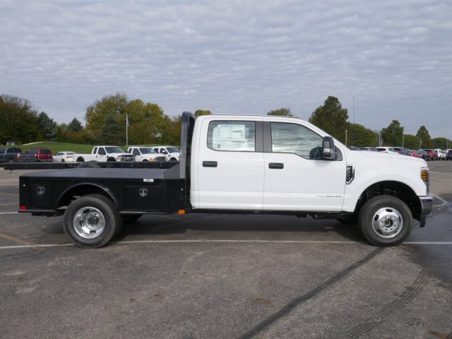 2019 F-350 Crew Cab DRW 4x4,  CM Truck Beds Platform Body #FTK1589 - photo 9