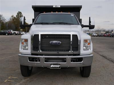 2019 F-750 Regular Cab DRW 4x2,  Rugby Titan Dump Body #FTK1663 - photo 5