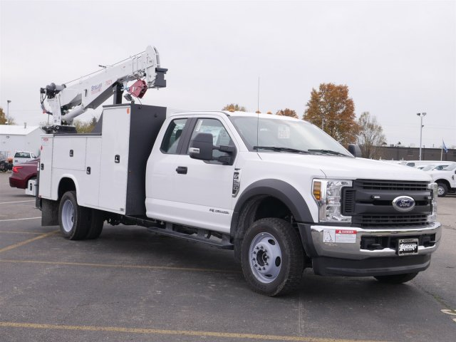 2019 F-550 Super Cab DRW 4x4,  Knapheide Mechanics Body #FTK1677 - photo 3