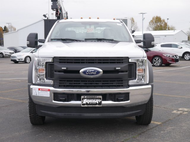 2019 F-550 Super Cab DRW 4x4,  Knapheide Mechanics Body #FTK1677 - photo 6