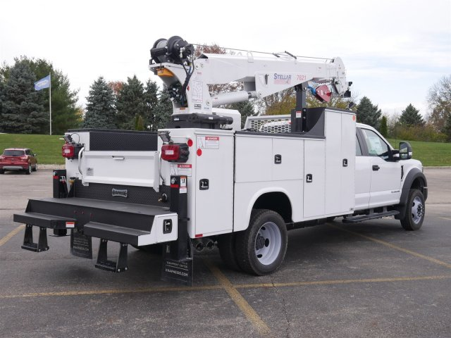 2019 F-550 Super Cab DRW 4x4,  Knapheide Mechanics Body #FTK1677 - photo 4