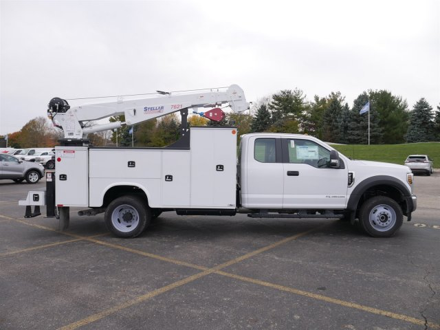 2019 F-550 Super Cab DRW 4x4,  Knapheide Mechanics Body #FTK1677 - photo 9