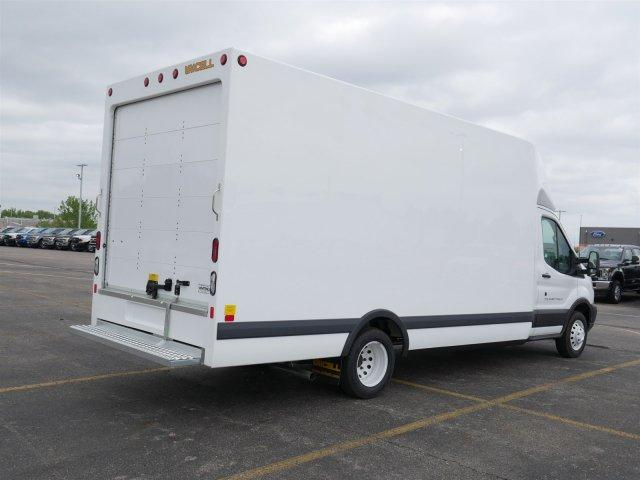 2019 Transit 350 HD DRW 4x2, Unicell Cutaway Box Van #FTK3490 - photo 1