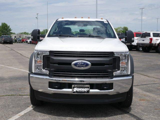 2019 F-550 Crew Cab DRW 4x4, Reading Classic II Steel Service Body #FTK3763 - photo 10