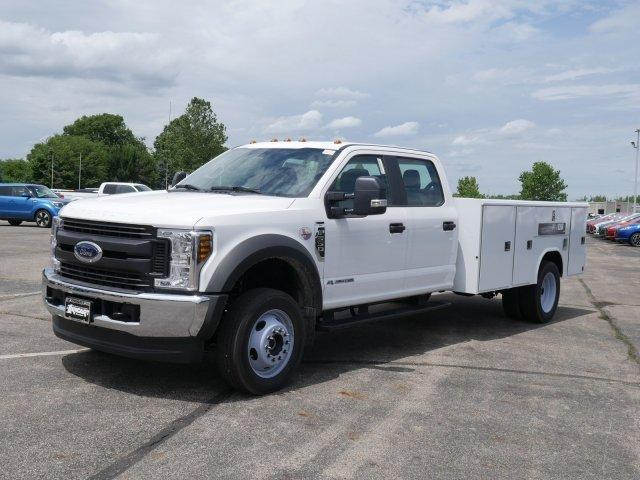 2019 F-550 Crew Cab DRW 4x4, Reading Classic II Steel Service Body #FTK3763 - photo 2
