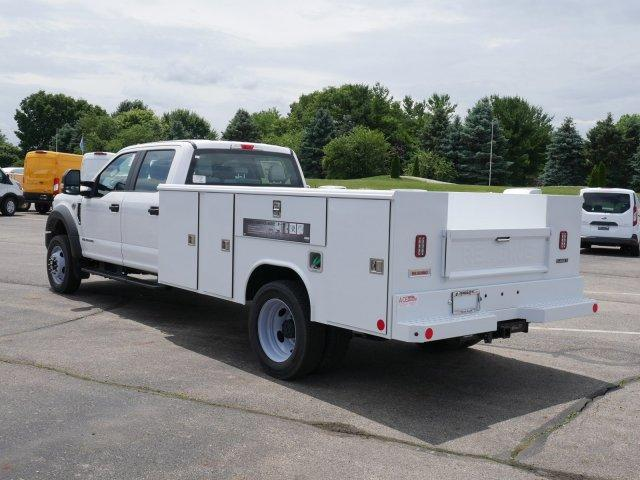 2019 F-550 Crew Cab DRW 4x4, Reading Classic II Steel Service Body #FTK3763 - photo 4