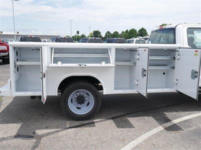 2019 F-550 Crew Cab DRW 4x4, Reading Classic II Steel Service Body #FTK3763 - photo 7