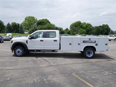 2019 F-550 Crew Cab DRW 4x4, Reading Classic II Steel Service Body #FTK3763 - photo 3