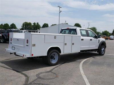2019 F-550 Crew Cab DRW 4x4, Reading Classic II Steel Service Body #FTK3763 - photo 5