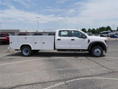 2019 F-550 Crew Cab DRW 4x4, Reading Classic II Steel Service Body #FTK3763 - photo 8