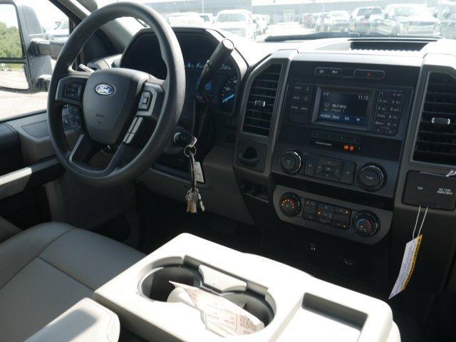 2019 Ford F-550 Regular Cab DRW 4x2, Knapheide Contractor Body #FTK3819 - photo 9