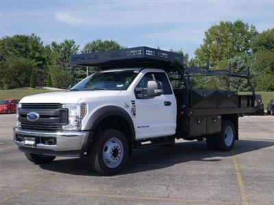 2019 Ford F-550, Knapheide Contractor Body