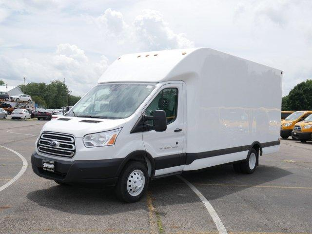 2019 Transit 350 HD DRW 4x2, Unicell Cutaway Box Van #FTK3935 - photo 1