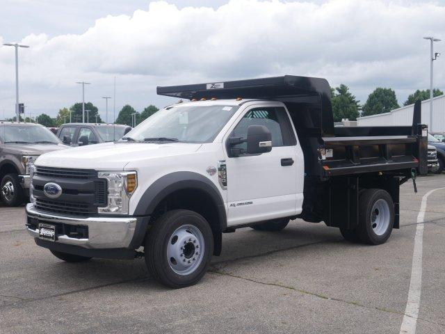 2019 F-550 Regular Cab DRW 4x2, Rugby Dump Body #FTK3976 - photo 1
