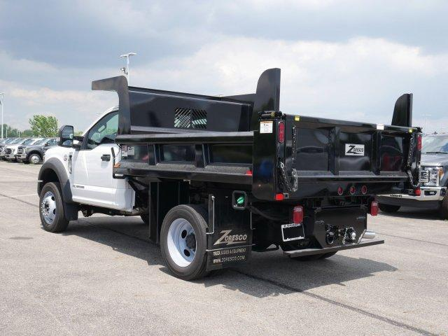 2019 F-550 Regular Cab DRW 4x2, Rugby Dump Body #FTK4066 - photo 1