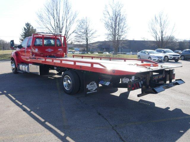 2019 F-650 Super Cab DRW 4x2, Danco 12 Series Steel Rollback Body #FTK4128 - photo 2