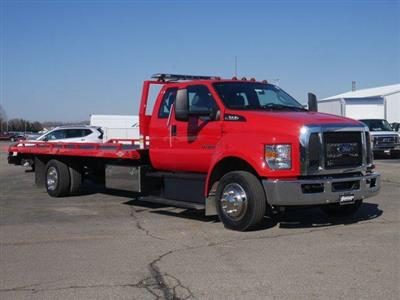 2019 F-650 Super Cab DRW 4x2, Danco 12 Series Steel Rollback Body #FTK4128 - photo 3