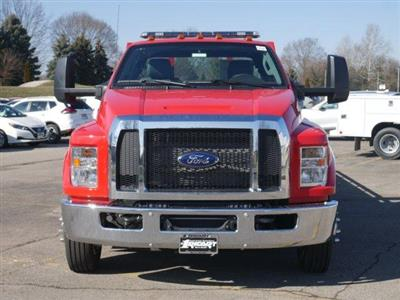 2019 F-650 Super Cab DRW 4x2, Danco 12 Series Steel Rollback Body #FTK4128 - photo 4