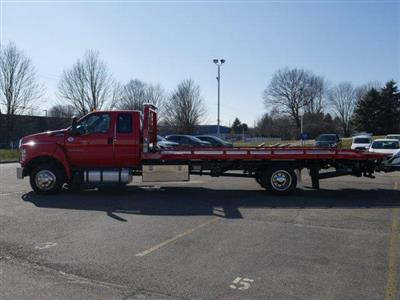 2019 F-650 Super Cab DRW 4x2, Danco 12 Series Steel Rollback Body #FTK4128 - photo 5