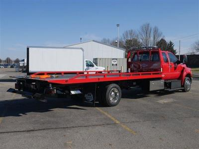 2019 F-650 Super Cab DRW 4x2, Danco 12 Series Steel Rollback Body #FTK4128 - photo 7