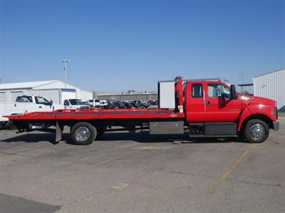 2019 F-650 Super Cab DRW 4x2, Danco 12 Series Steel Rollback Body #FTK4128 - photo 8