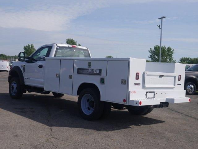 2019 Ford F-550 Regular Cab DRW 4x2, Reading Service Body #FTK4172 - photo 1
