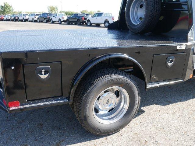2019 F-350 Crew Cab DRW 4x4, CM Truck Beds SK Model Platform Body #FTK4318 - photo 12