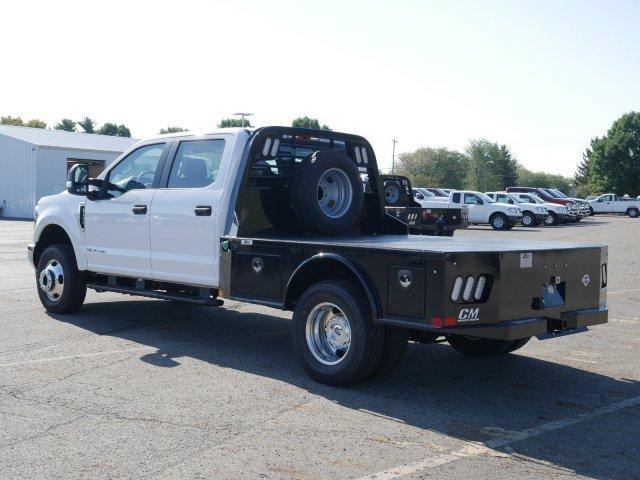 2019 F-350 Crew Cab DRW 4x4, CM Truck Beds SK Model Platform Body #FTK4318 - photo 2
