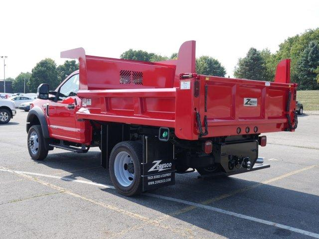 2019 F-550 Regular Cab DRW 4x4, Rugby Dump Body #FTK4579 - photo 1