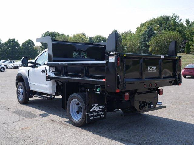 2019 F-550 Regular Cab DRW 4x4, Rugby Dump Body #FTK4580 - photo 1