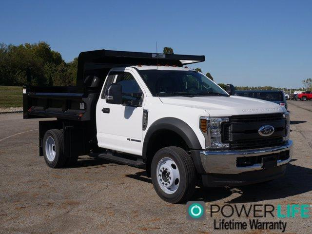 2019 Ford F-550 Regular Cab DRW 4x4, Rugby Z-Spec Dump Body #FTK4710 - photo 3