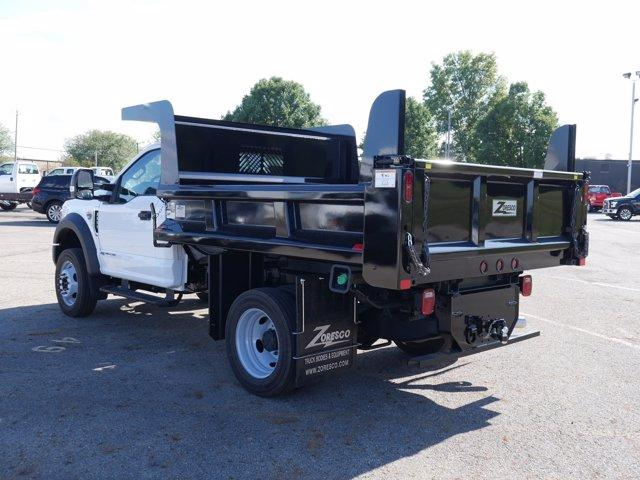 2019 Ford F-550 Regular Cab DRW 4x4, Rugby Z-Spec Dump Body #FTK4710 - photo 2
