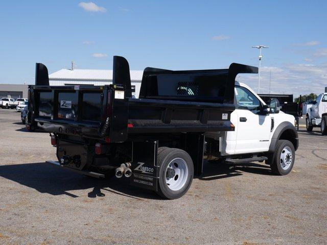 2019 Ford F-550 Regular Cab DRW 4x4, Rugby Z-Spec Dump Body #FTK4710 - photo 7