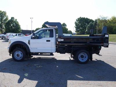 2019 Ford F-550 Regular Cab DRW 4x4, Rugby Z-Spec Dump Body #FTK4710 - photo 5