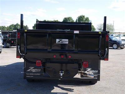 2019 Ford F-550 Regular Cab DRW 4x4, Rugby Z-Spec Dump Body #FTK4710 - photo 6