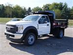 2019 Ford F-550 Regular Cab DRW 4x4, Rugby Z-Spec Dump Body #FTK4710 - photo 1