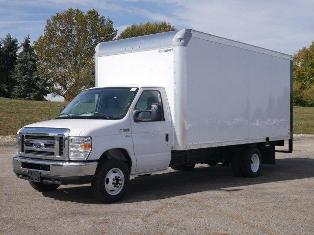 2019 E-350 4x2, Rockport Cutaway Box Van #FTK4759 - photo 1