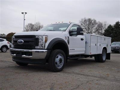 2019 Ford F-550, Reading Service Body