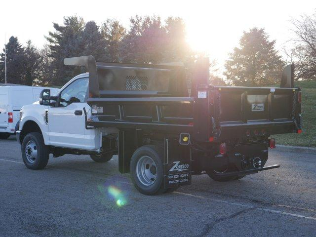 2019 Ford F-350 Regular Cab DRW 4x4, Rugby Dump Body #FTK5034 - photo 1