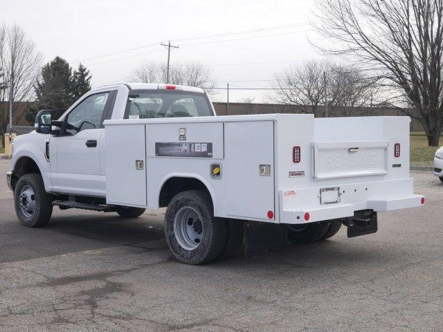 2019 Ford F-350 Regular Cab DRW 4x4, Reading Service Body #FTK5064 - photo 1