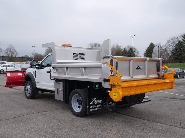2019 Ford F-550 Regular Cab DRW 4x4, Rugby Dump Body #FTK5079 - photo 1