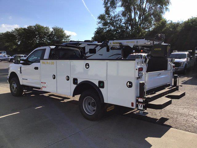 2019 Ford F-350 Regular Cab DRW 4x4, Palfinger Mechanics Body #FTK5098 - photo 1