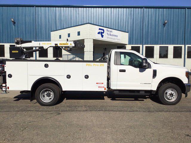 2019 Ford F-350 Regular Cab DRW 4x4, Palfinger PAL Pro 20 Mechanics Body #FTK5098 - photo 9