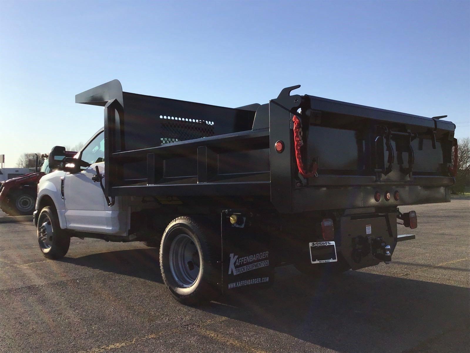 2020 Ford F-350 Regular Cab DRW 4x2, Rowe Truck Equipment Dump Body #FTL1592 - photo 1