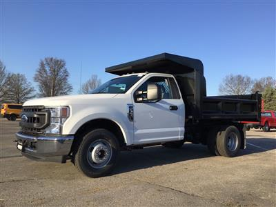 2020 Ford F-350, Rowe Truck Equipment Dump Body
